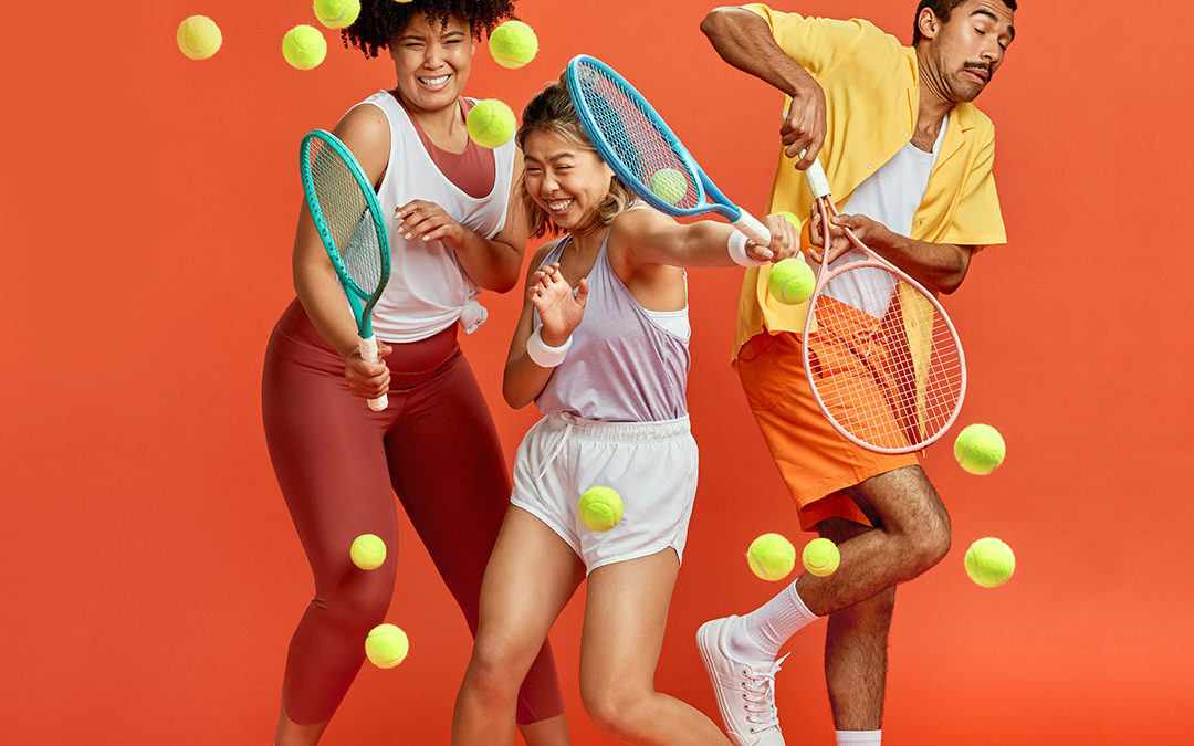 Get Your Racquet On!