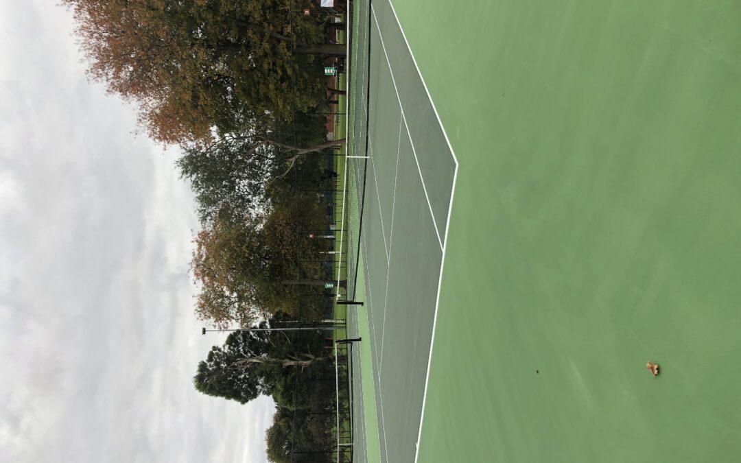 New Hardcourts!